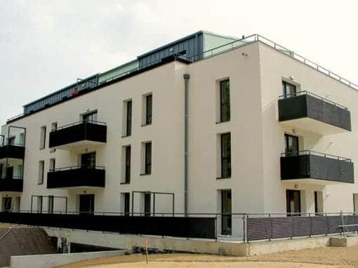La résidence «Les Verdiers»