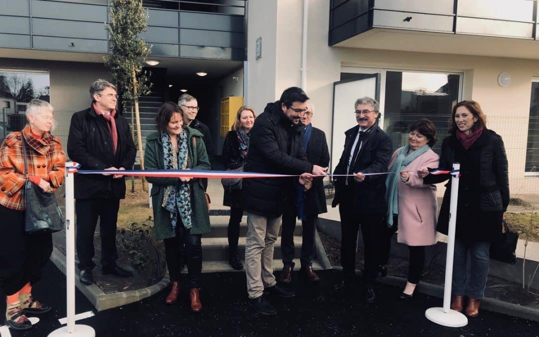 La résidence Thasos a été inaugurée